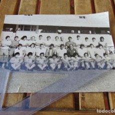 Coleccionismo deportivo: FOTO FOTOGRAFÍA DE FÚTBOL EQUIPO DEL SEVILLA AÑOS 70 . Lote 192930027