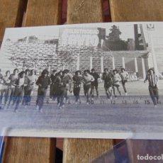Coleccionismo deportivo: FOTO FOTOGRAFÍA DE FÚTBOL HUGO MODIGO FUE JUGADOR DEL SEVILLA CADIZ HUELVA PALENCIA AÑOS 70. Lote 192952298