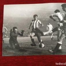 Coleccionismo deportivo: F3327 FOTO FOTOGRAFIA ORIGINAL JOSE RAMON GARCIA FERNANDEZ REAL MADRID 4-0 CORDOBA (25-11-1967). Lote 194401536
