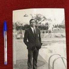 Coleccionismo deportivo: F3330 FOTO FOTOGRAFIA ORIGINAL JOSE RAMON GARCIA FERNANDEZ XEREZ JEREZ (8-11-1972). Lote 194401846