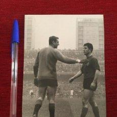 Collectionnisme sportif: R8024 FOTO FOTOGRAFIA ORIGINAL DE PRENSA RICARDO ZAMORA DE GRASSA REAL MADRID VALENCIA. Lote 194579401