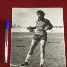 Coleccionismo deportivo: F3358 FOTO FOTOGRAFIA ORIGINAL DE PRENSA SEBASTIAN ALABANDA REAL BETIS (18-3-1980). Lote 194620810