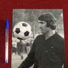 Coleccionismo deportivo: F3360 FOTO FOTOGRAFIA ORIGINAL DE PRENSA SEBASTIAN ALABANDA REAL BETIS (14-6-1976). Lote 194620997