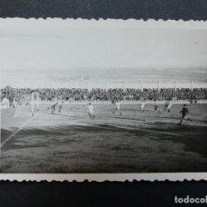 Coleccionismo deportivo: PARTIDO FUTBOL - HELLIN VS. REAL MADRID - FOTOGRAFICA - AÑO 1951. Lote 194704890