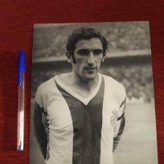 Coleccionismo deportivo: F3393 FOTO FOTOGRAFIA ORIGINAL DE PRENSA JUAN MARIA AMIANO ESPANYOL ESPAÑOL. Lote 194881315