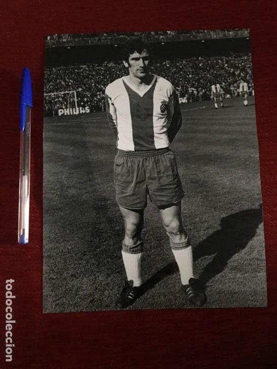 F3394 FOTO FOTOGRAFIA ORIGINAL DE PRENSA JUAN MARIA AMIANO ESPANYOL ESPAÑOL (Coleccionismo Deportivo - Documentos - Fotografías de Deportes)