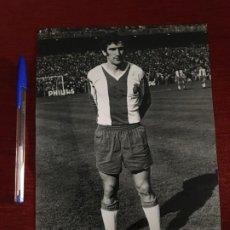 Coleccionismo deportivo: F3394 FOTO FOTOGRAFIA ORIGINAL DE PRENSA JUAN MARIA AMIANO ESPANYOL ESPAÑOL. Lote 194881352