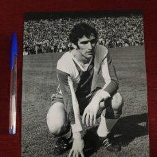 Coleccionismo deportivo: F3395 FOTO FOTOGRAFIA ORIGINAL DE PRENSA JUAN MARIA AMIANO ESPANYOL ESPAÑOL. Lote 194881387