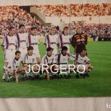 Coleccionismo deportivo: BAYERN MUNICH. ALINEACIÓN CAMPEÓN COPA UEFA 1995-1996 EN BURDEOS CONTRA GIRONDINS. FOTO. Lote 194901500