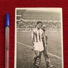 Coleccionismo deportivo: R8078 FOTO FOTOGRAFIA ORIGINAL DE PRENSA ANSOLA REAL SOCIEDAD. Lote 194937163