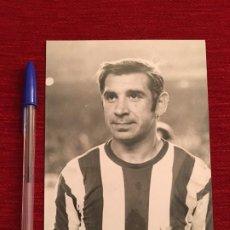 Coleccionismo deportivo: R8077 FOTO FOTOGRAFIA ORIGINAL DE PRENSA FERNANDO ANSOLA REAL SOCIEDAD (16-12-1972). Lote 194937208