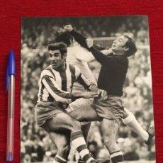 Coleccionismo deportivo: F3438 FOTO FOTOGRAFIA ORIGINAL DE PRENSA FERNANDO ANSOLA ESNAOLA (18-12-1972) REAL MADRID SOCIEDAD. Lote 194938220