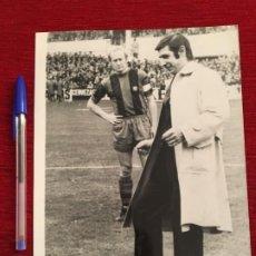 Coleccionismo deportivo: F3440 FOTO FOTOGRAFIA ORIGINAL DE PRENSA FERNANDO ANSOLA (7-12-1975)REAL SOCIEDAD BARCELONA. Lote 194938338