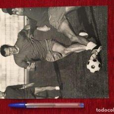 Coleccionismo deportivo: F3495 FOTO FOTOGRAFIA ORIGINAL DE PRENSA GALLEGO BARCELONA. Lote 194968926