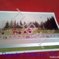 Coleccionismo deportivo: TUBAL ATHLETIC BILBAO ENTRENAMIENTO JUAN JOSE VALENCIA VALVERDE Y OTROS 1994 FOTOGRAFIA AGFA B49. Lote 195277286