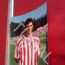 Coleccionismo deportivo: TUBAL ATHLETIC BILBAO FOTOGRAFIA GOICO FOTO JET DURANGO B49. Lote 195288458