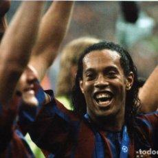 Coleccionismo deportivo: FINAL CHAMPIONS BARCELONA VS ARSENAL. Lote 195324311