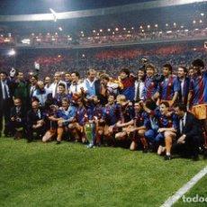 Coleccionismo deportivo: FINAL DE WEMBLEY - COPA DE EUROPA 1992. Lote 195324740