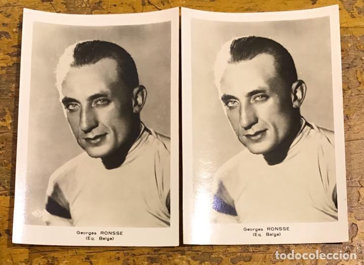 Coleccionismo deportivo: TOUR DE FRANCE 1933, 40 PHOTOGRAPHIES GLAÇEES - Foto 4 - 195327510