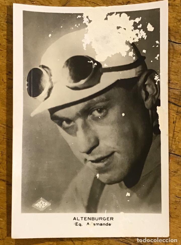 Coleccionismo deportivo: TOUR DE FRANCE 1933, 40 PHOTOGRAPHIES GLAÇEES - Foto 6 - 195327510
