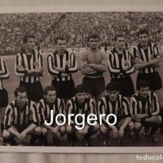 Coleccionismo deportivo: PARTIZÁN DE BELGRADO. ALINEACIÓN FINALISTA COPA DE EUROPA 1965-1966 EN HEYSEL CONTRA R. MADRID. FOTO. Lote 214684993