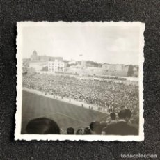 Coleccionismo deportivo: REAL MADRID. FOTOGRAFÍA DEL NUEVO CHAMARTIN. ESTADIO DE FÚTBOL. . Lote 197229826