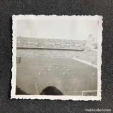 Coleccionismo deportivo: REAL MADRID. FOTOGRAFÍA DEL NUEVO CHAMARTIN. ESTADIO DE FÚTBOL. . Lote 197229907