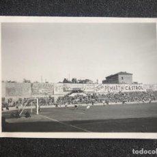 Coleccionismo deportivo: AÑO 1935. REAL MADRID. FOTOGRAFÍA EN EL ANTIGUO CHAMARTIN. ESTADIO DE FÚTBOL. . Lote 197230762