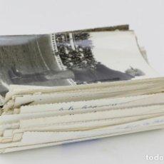 Coleccionismo deportivo: FUTBOL - 1960 APROX. GRAN LOTE DE UNAS 215 FOTOGRAFÍAS DE: SILVESTRE Y JUMAN, CÁDIZ.. Lote 197277980