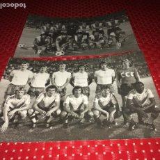 Coleccionismo deportivo: HERCULES, C. F. / ROYALE UNION SAINT-GILLOISE - AÑO 1976 - V TROFEO COSTA BLANCA - ALICANTE. Lote 197709292