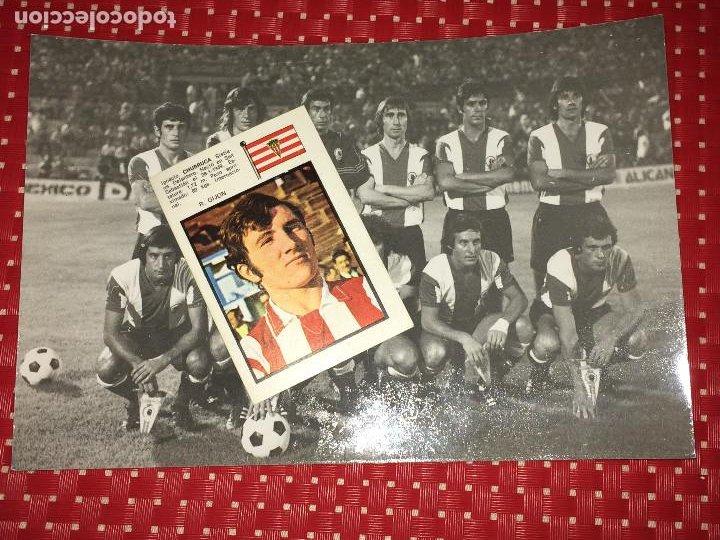 Coleccionismo deportivo: HERCULES, C. F. / ROYALE UNION SAINT-GILLOISE - AÑO 1976 - V TROFEO COSTA BLANCA - ALICANTE - Foto 2 - 197709292