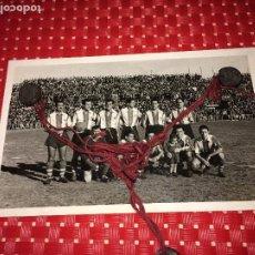 Coleccionismo deportivo: HÉRCULES, C. F. - TEMPORADA 1949/50 - HÉRCULES; 3 - REAL MURCIA; 0 - ORIGINAL DE LA ÉPOCA. Lote 197827015