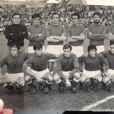 Coleccionismo deportivo: ANTIGUA FOTOGRAFÍA DE FÚTBOL, REAL SOCIEDAD. Lote 197905498