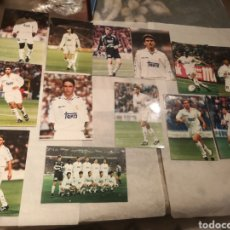 Coleccionismo deportivo: LOTE FOTOS REAL MADRID. FOTOGRAFÍA REAL MADRID. Lote 199425441