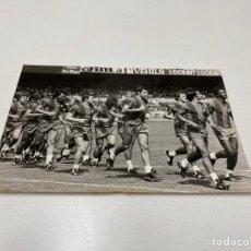 Coleccionismo deportivo: FOTOGRAFÍA ORIGINAL PEREZ DE ROZAS DEL FC BARCELONA AÑOS 70. Lote 201274698