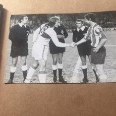Coleccionismo deportivo: GARATE ATLÉTICO MADRID MONTERO ELCHE CF FOTO 1-2-1976. Lote 202525578
