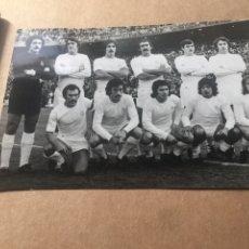 Coleccionismo deportivo: REAL MADRID ELCHE CF 7-12-1975 SANTIAGO BERNABEU. Lote 202525732