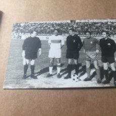 Coleccionismo deportivo: GENTO REAL MADRID 4-4-1971 ALTABIX. Lote 202526097