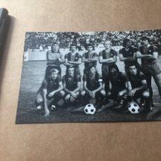 Coleccionismo deportivo: FC BARCELONA ELCHE CRUYFF 6-9-1975 ALTABIX. Lote 202526167