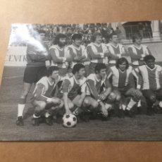 Coleccionismo deportivo: RCD ESPAÑOL ELCHE 21-3-1976 ALTABIX. Lote 202526418