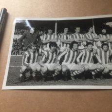 Coleccionismo deportivo: REAL SOCIEDAD ELCHE CF 14-3-1976 ATOCHA. Lote 202526898