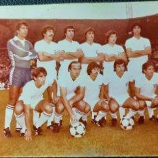 Coleccionismo deportivo: FOTO ORIGINAL DEL SEVILLA FC DE 1979. Lote 203583128
