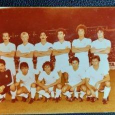Coleccionismo deportivo: FOTO ORIGINAL DEL REAL MADRID DE 1980. Lote 203585287