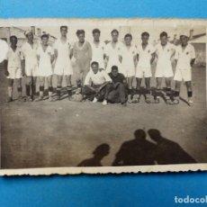 Collezionismo sportivo: CD. MESTALLA, VALENCIA - EQUIPO FUTBOL, FOTOGRAFICA - AÑOS 1940-50. Lote 204245606