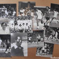 Coleccionismo deportivo: FÚTBOL SELECCIÓN NACIONAL HONDURAS FOTOGRAFÍA LOTE 11 COSTLY ARZU TOLEDO 1982. Lote 207093235