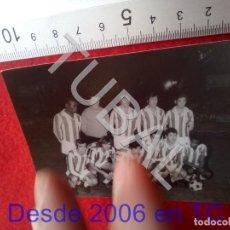 Colecionismo desportivo: TUBAL EQUIPO DEL VITORIA DE SETUBAL 1972 FOTO TINOCO BADAJOZ C2. Lote 207650751