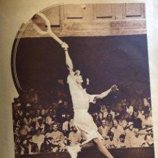 Coleccionismo deportivo: FOTOGRAFÍA DE PRENSA. TENISTA W. AUSTIN EN WIMBLEDON. ORIGINAL AÑO 1935. 17 X 20 CM. BUEN ESTADO.. Lote 210014981