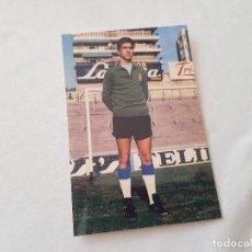 Coleccionismo deportivo: FOTOGRAFÍA AÑOS 70 DEL PORTERO BORJA (ESPANYOL / ESPAÑOL) 10X15. Lote 210041501