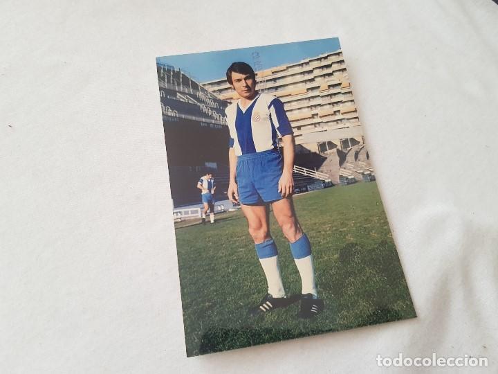 FOTOGRAFÍA AÑOS 70 DE FELIPE (ESPANYOL / ESPAÑOL) 10X15 (Coleccionismo Deportivo - Documentos - Fotografías de Deportes)