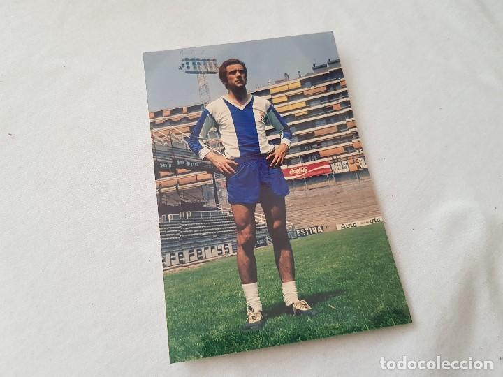 FOTOGRAFÍA AÑOS 70 DE FERRER (ESPANYOL / ESPAÑOL) 10X15 (Coleccionismo Deportivo - Documentos - Fotografías de Deportes)